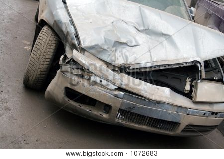Wrecked Car 2