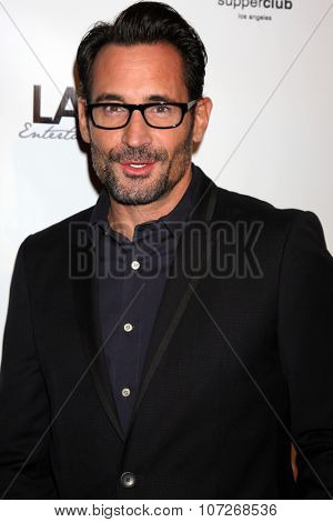 LOS ANGELES - DEC 4:  Gregory Zarian at the