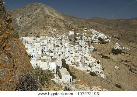 Serifos Island Town, Greece