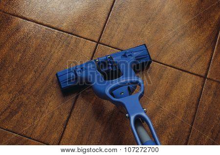 Blue Mop