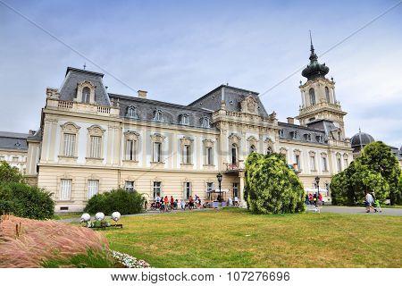 Palace In Keszthely