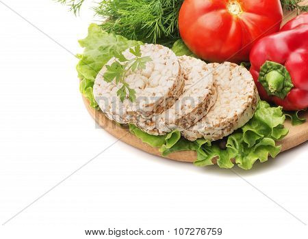Whole Grain Cereal Crispbreads