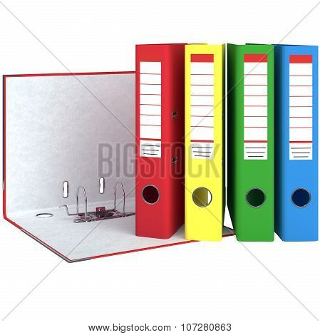 Folders registrar, chrome mechanism