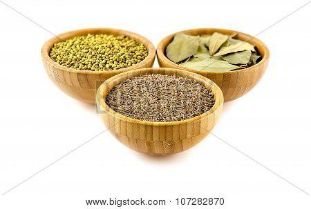Herbal Spice Mix With Cumin, Indian Zeera