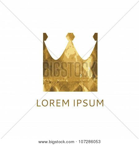 Gold Crown Logo