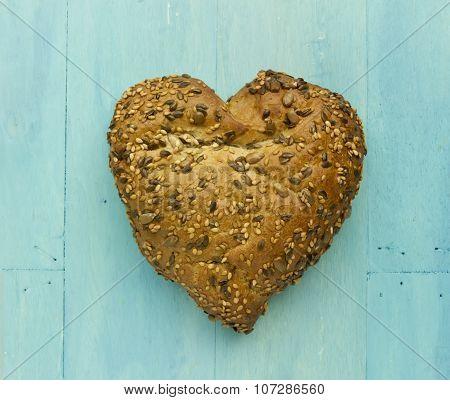 Heart Shape Roll