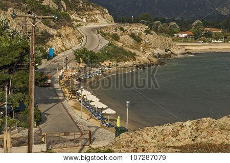 Linaraki Beach, Chalkidiki, Sithonia, Central Macedonia