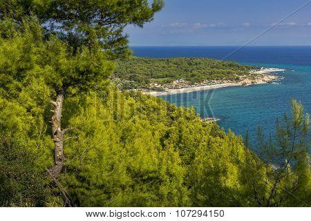 Platanitsi Beach, Chalkidiki, Sithonia, Central Macedonia