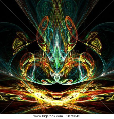 Spiritual Abstract