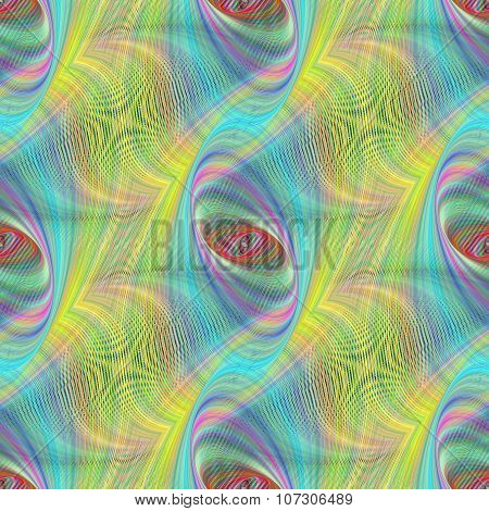 Colorful abstract pattern design background