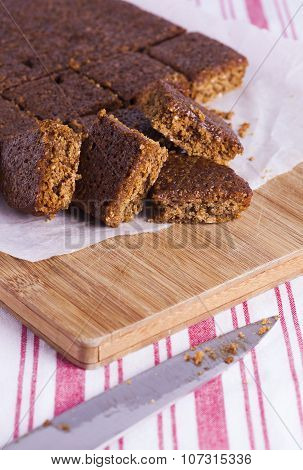 Traditional Yorkshire Parkin For Bonfire Night