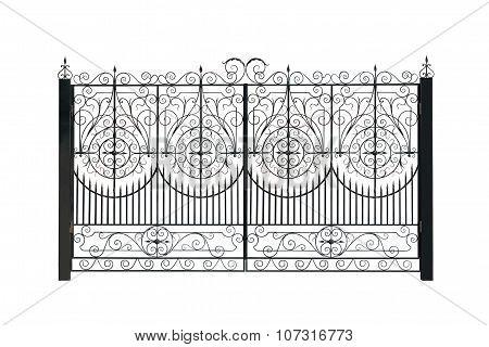 Openwork Gate.