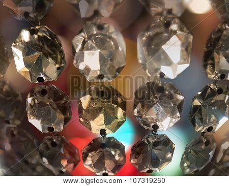 Prism Of Vintage Chandelier