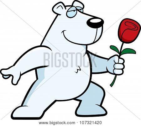 Polar Bear Flower