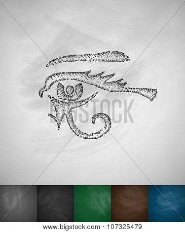 eye of Horus icon