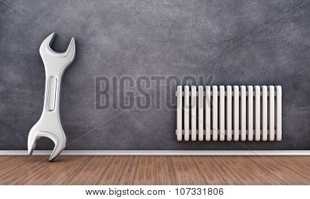 Repair Of Radiator