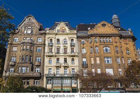 Old Buildings In Hungary