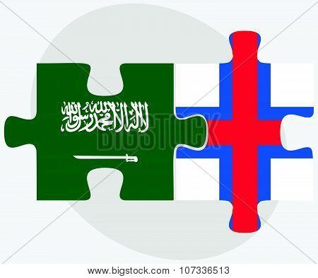 Saudi Arabia And Faroe Islands