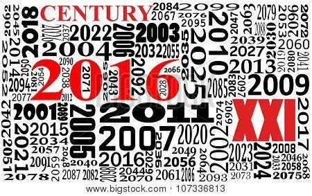2016 Century