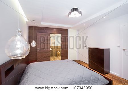 Modern Style Of The Bedroom