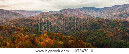 Tennessee Mountain Landscape