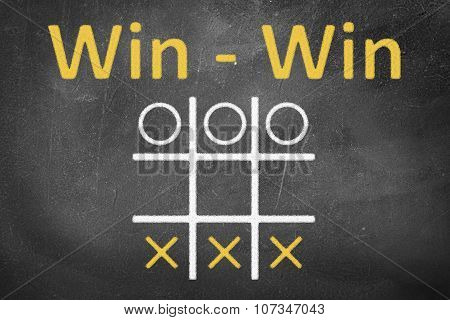 Winning Chalkboard
