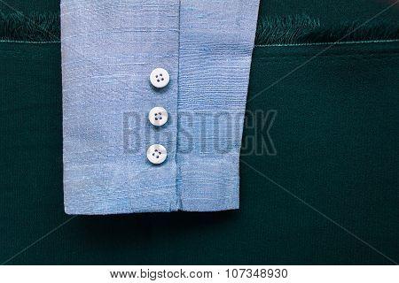 Silk suit sleeve pattern