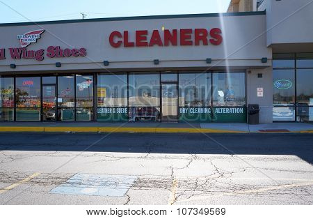 Hillcrest Cleaners
