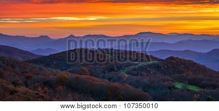 Appalachian Sunrise