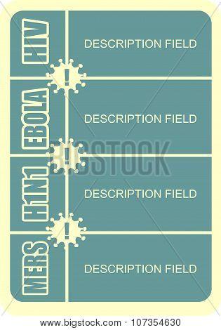virus description brochure