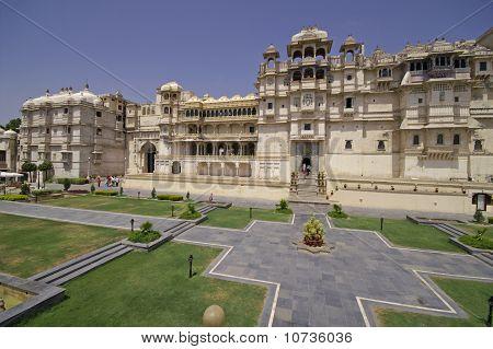 Palace of a Maharajah