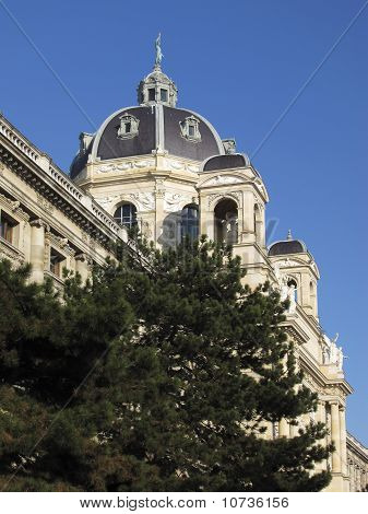 Imperial Natural History Museum In Vienna