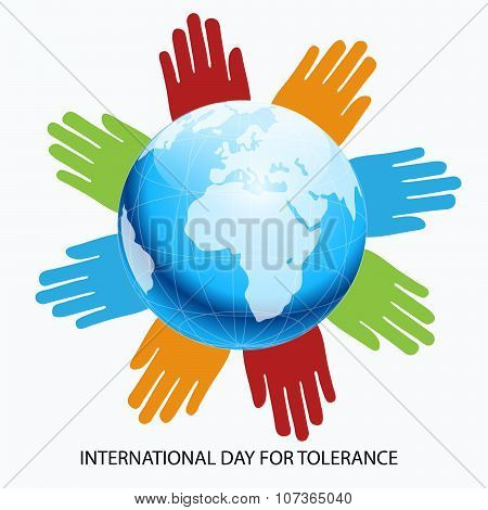 International Day for Tolerance.