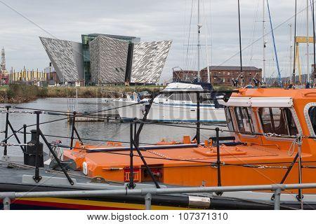 Titanic Building - Belfast