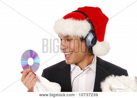 Cd For Christmas Present