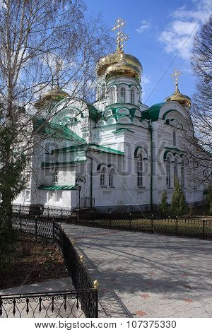 A temple of Monastery Raifskiy