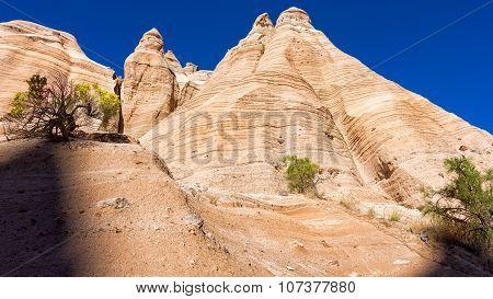 Tent Rocks Canyon