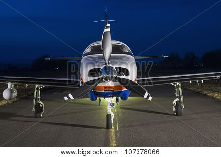 Single-engine Piston Aircraft