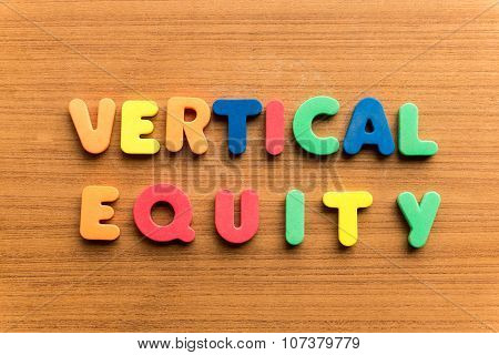 Vertical Equity