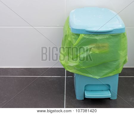 Small Plastic Bin