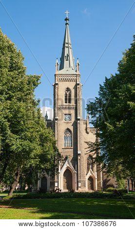 Lutheran Church, Riga