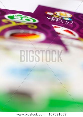 Euro 2012 Tickets