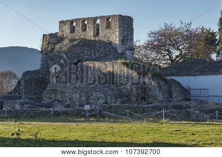 Church in the castle of Ioannina, Epirus