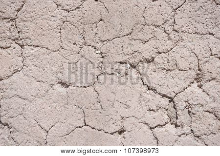 Pale Marsala Adobe Wall Background