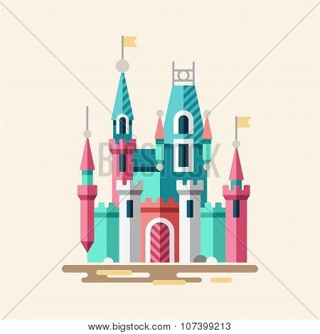 Magical Castle Fabulous Palace