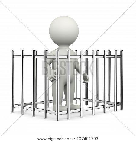 Prisoner 3D Character