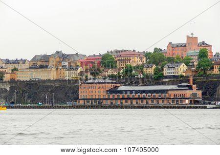 Stockholm City View