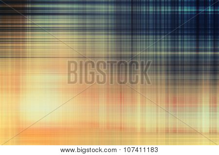 Abstract Colorful Background With Warm Gradients