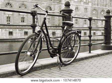 Bicycle in Berlin