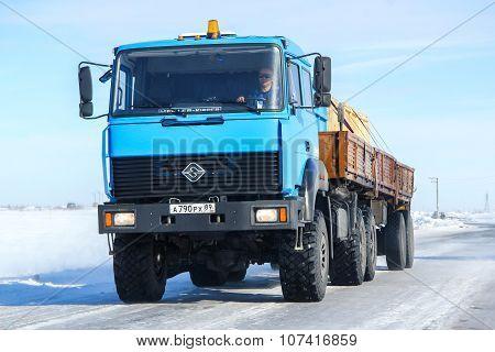 Ural 63704
